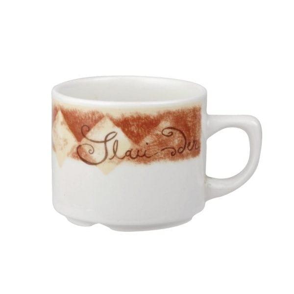 Tuscany Maple Coffee Cup 4oz (Box 24) (Direct)-0