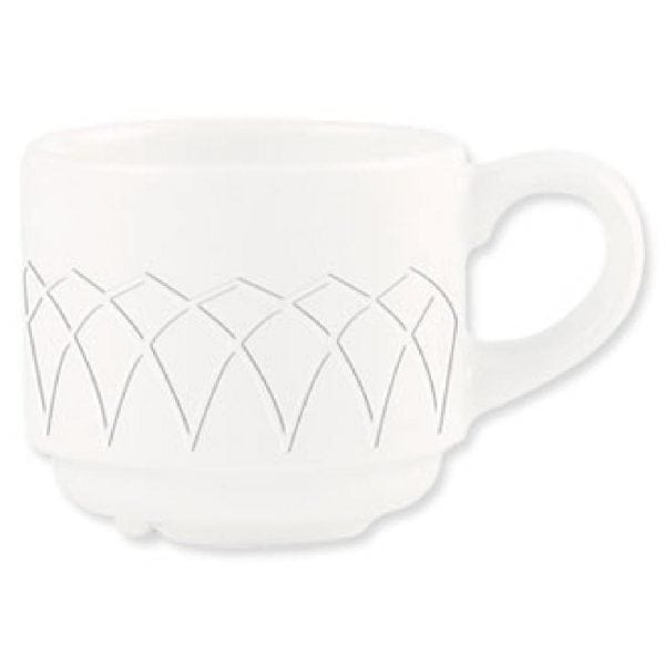 Alchemy Jardin 3oz Stacking Coffee Cup (Box 24) (Direct)-0