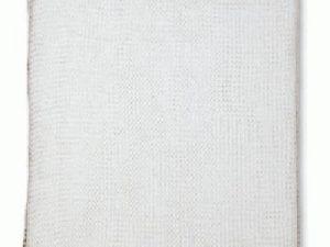 Blue edged dishcloths
