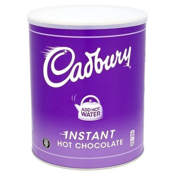 Cadburys Drinking Chocolate - Just add Hot Water! 1kg Tin 1