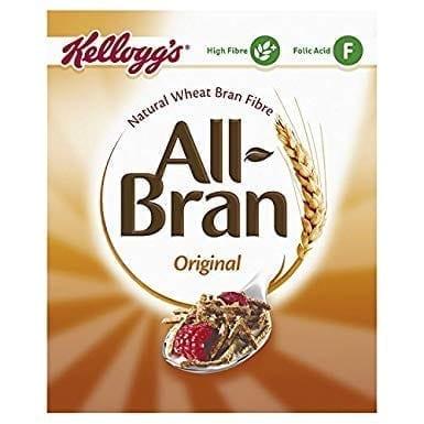 Kelloggs All Bran - 40 x 45g Pack 1