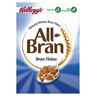Kelloggs Bran Flakes - 40 x 40g Pack 1