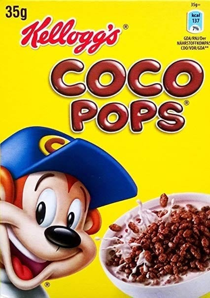 Kelloggs Coco Pops - 40 x 35g Pack 1