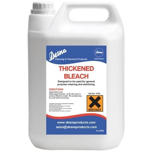 DESNA THICK BLEACH - 5 LITRE-0