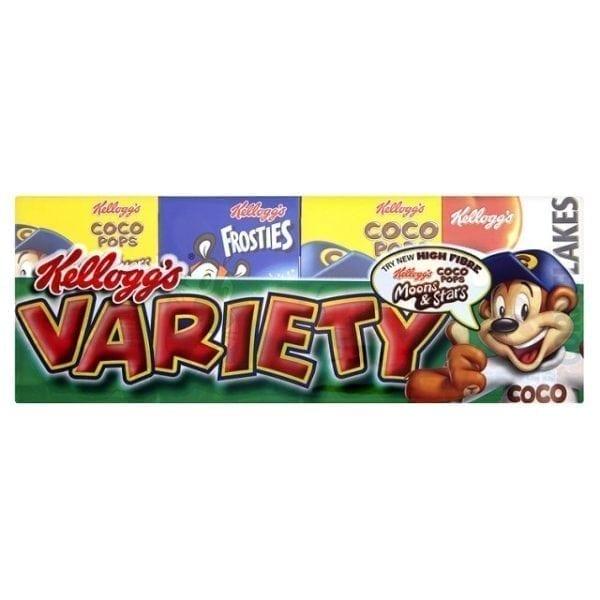 Kelloggs Variety - 12 x 8 Pack-0