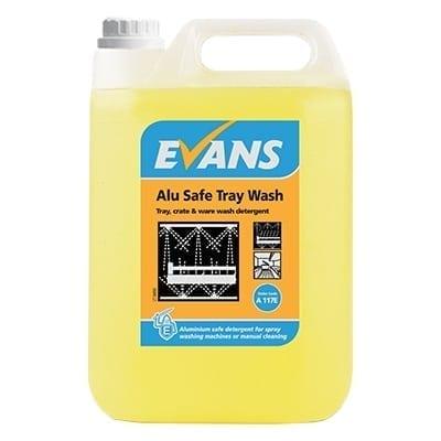 Evans - ALU SAFE Tray Wash - 5 litre