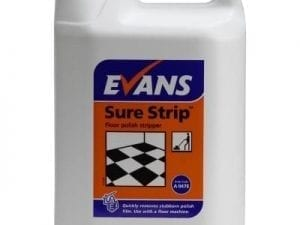 Evans - SURE STRIP Floor Polish Stripper - 5 litre