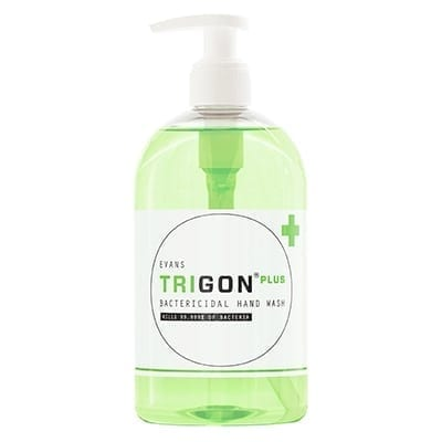 Evans - TRIGON PLUS Bactericidal Hand Wash - 6 x 500ml