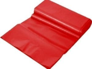 Bin Bags Loose - Heavy Duty Red - Box 200-0