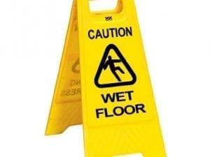 Wet Floor Sign -0