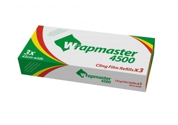 Wrapmaster Catercling 450mm x 300m - Box of 3-0