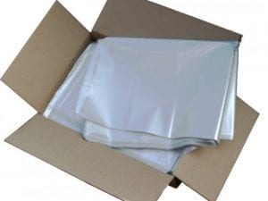 Bin Bags Loose - Heavy Duty Clear- Box 200-0