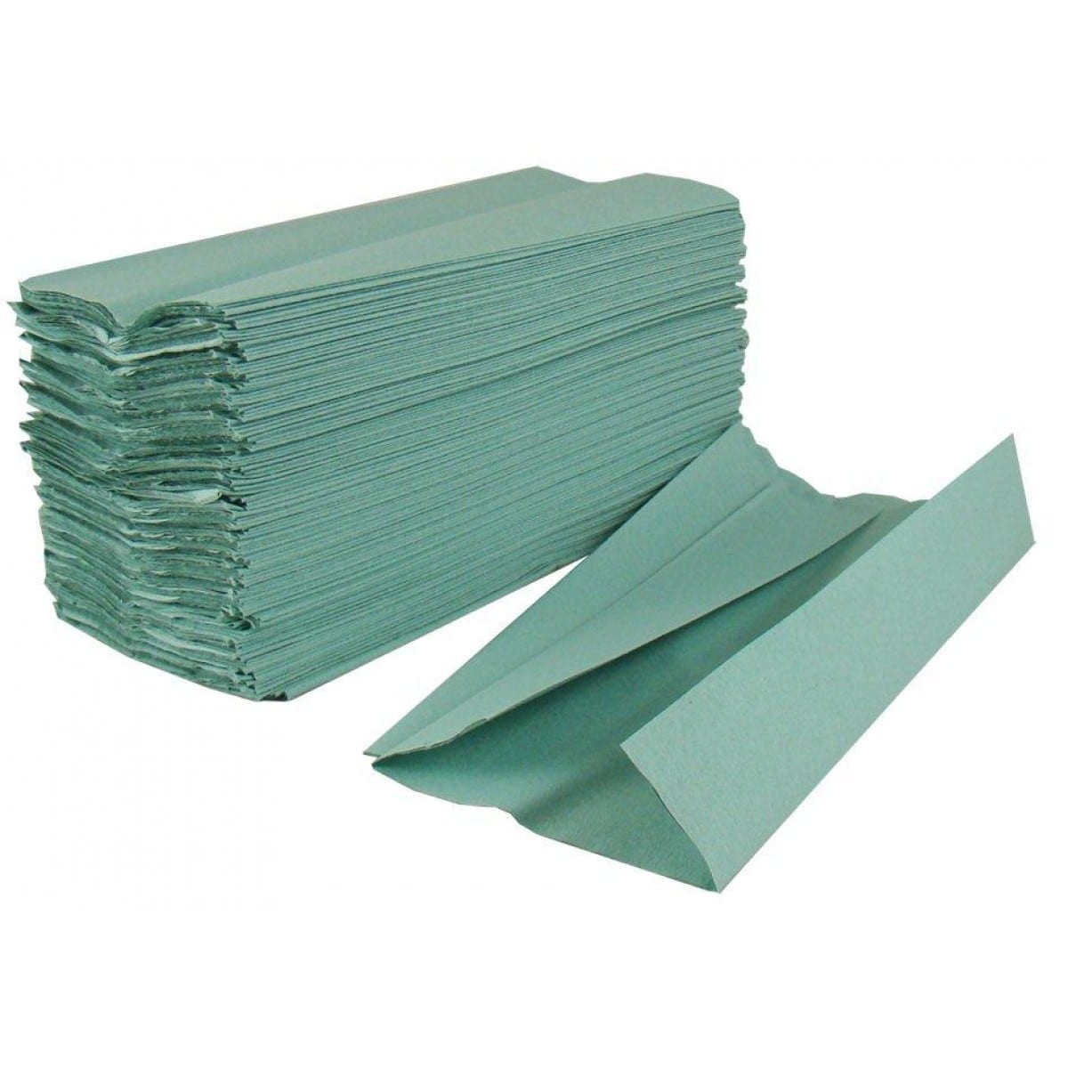 Loorollscom C Fold Green Paper Towels