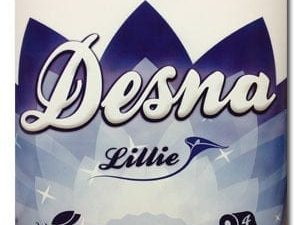 Ready Made Parcel - Desna Lillie Toilet Rolls - 2ply White - 4 x 40 Packs