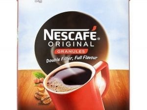 Nescafe Coffee Granules - 1kg Tin