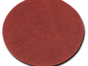 Floor Pads 17 inch - Red - 5 Pack