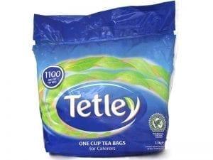 Tetley Tea Bags - 1100 Bag