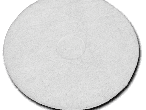 Floor Pads 17 inch - White - 5 Pack