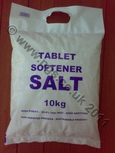 Salt - 25kg Water Softener Tablets (For Dishwashers) -0