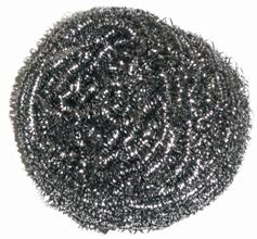 Stainless Steel Scourers 10pack - LARGE -0