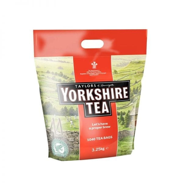 Yorkshire Tea Bags - Bag 1040 1