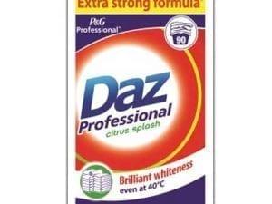 Daz Professional Laundry Powder Citrus 5.85kg 90 wash Pallet Deal