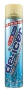 Supa Clear DeIcer 600ml - 12 Pack