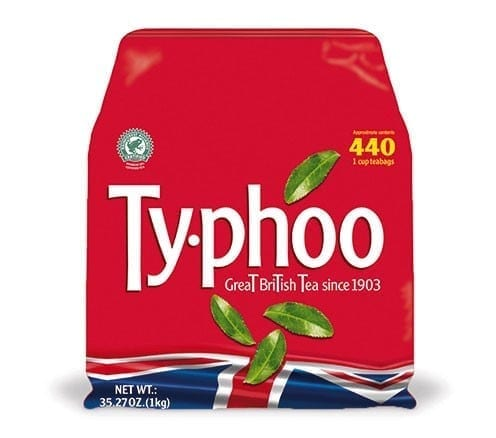 Typhoo Tea Bags - 440 Bag