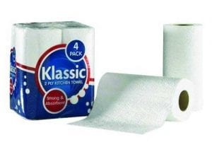 Klassic 2ply Kitchen Towels