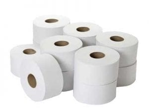desna mini jumbo toilet rolls