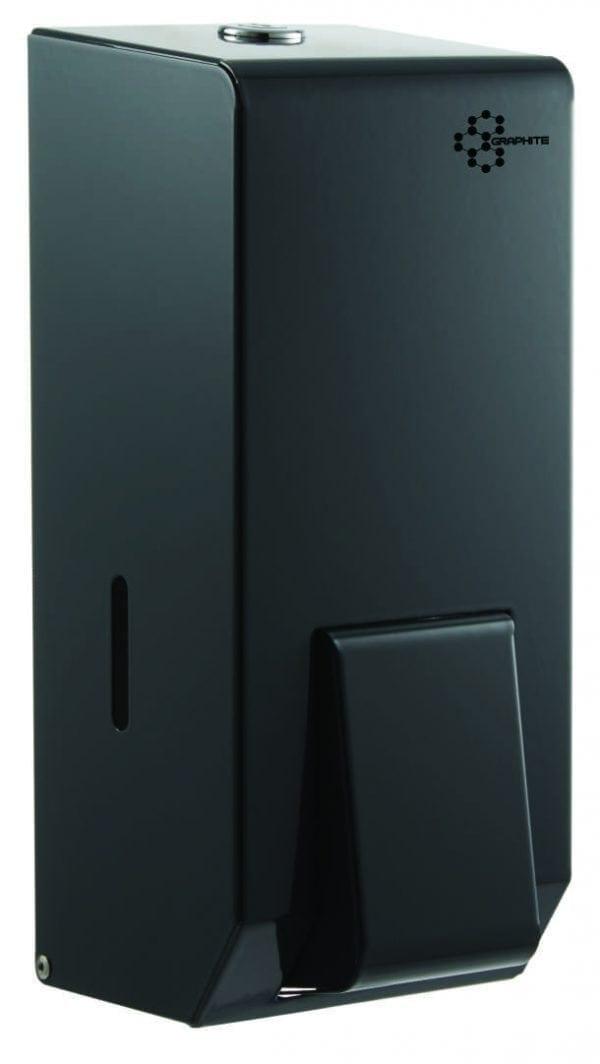 Liquid Soap Dispenser Graphite Grey 900ml