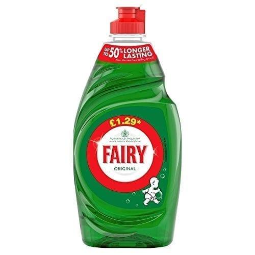 Fairy Washing Up Liquid Original - 433ml - Box 10 1