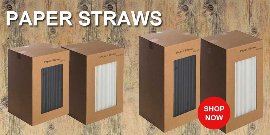 paper straws at loorolls.com