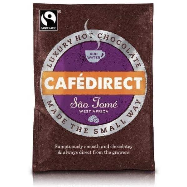 CafeDirect Hot Chocolate Sachets - 50 x 23g 1