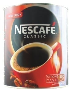 Nescafe Coffee Import