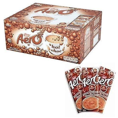 Nestle Aero Hot Chocolate - 40 x 24g 1