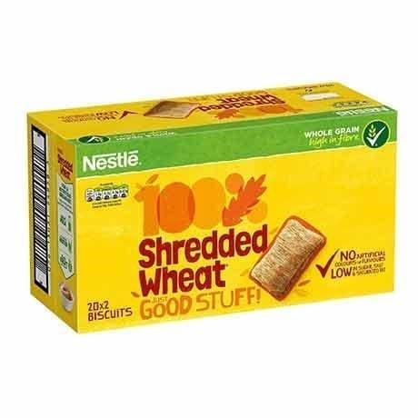 Nestle Shredded Wheat - 20 x 2 Pack 1