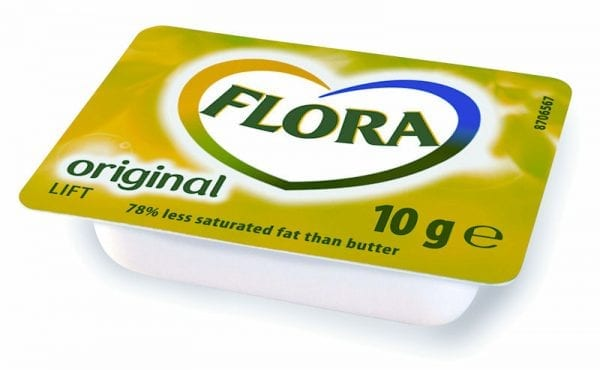 Flora Original Sunflower Spread - 10g - Box 200 1
