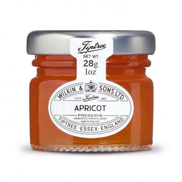 Tiptree Apricot Jam Jars 28g - Box 72 1