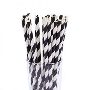 biodegradble-paper-drinking-straws-black-and-white-