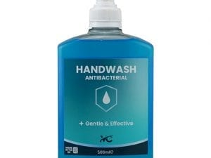 Anti-Bac Handwash 500ml with Squeezy Top